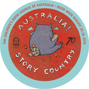 Book Week Logo