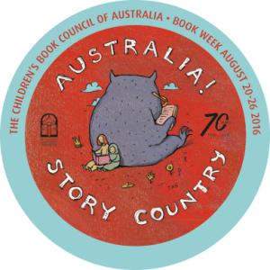 Book Week Logo