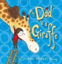 dad is a giraffe